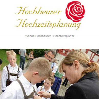 Hochheuser Hochzeitsplanung